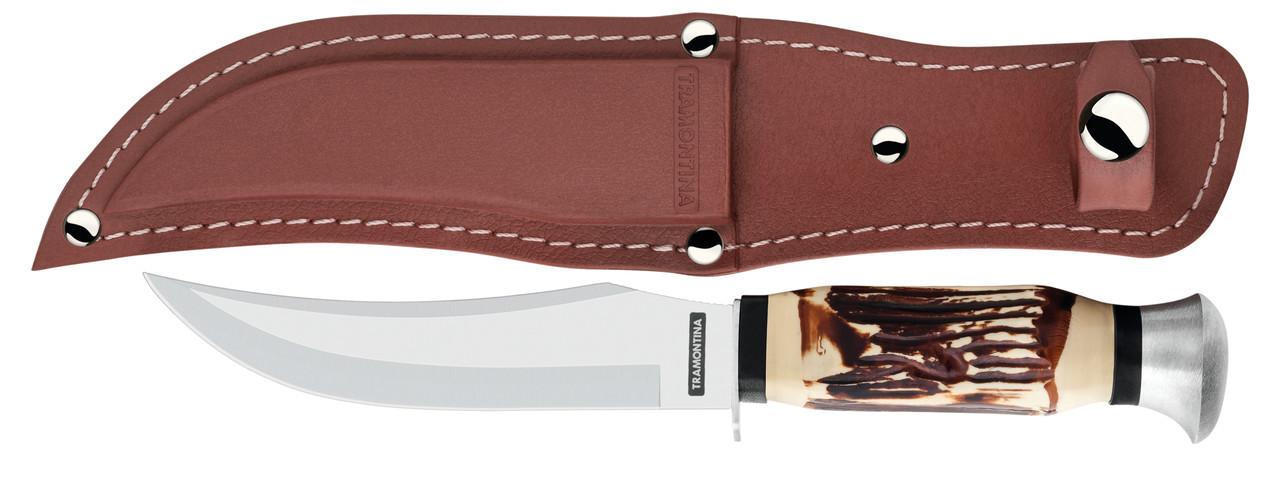 Нож туристический нескладной охотничий 26011/105 Sport Tramontina