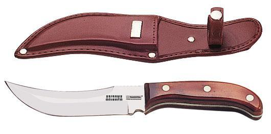 Нож туристический нескладной охотничий Arizona Tramontina