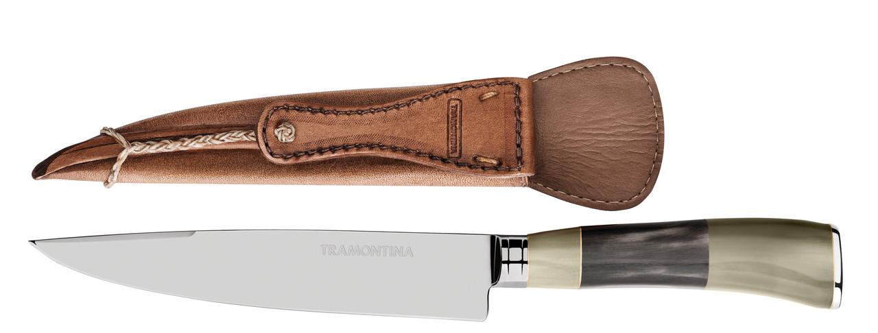 Нож туристический нескладной охотничий 26161/108 Tropeira Tramontina
