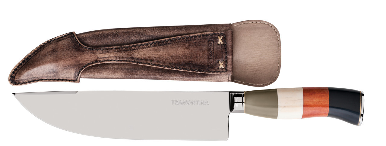 Нож туристический нескладной охотничий 26164/108 Tropeira Tramontina