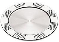 Тарелка сервировочная стальная 31см 61140/310 Coliseu Tramontina