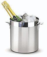 Ведро для шампанского стальное 18см 5,28л 61218/180 Cosmos Tramontina, фото 1