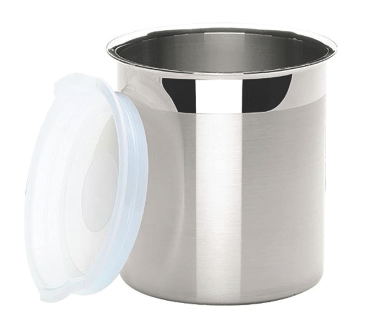 Емкость кухонная с крышкой стальная 14см 2,33л 61227/140 Cucina Tramontina