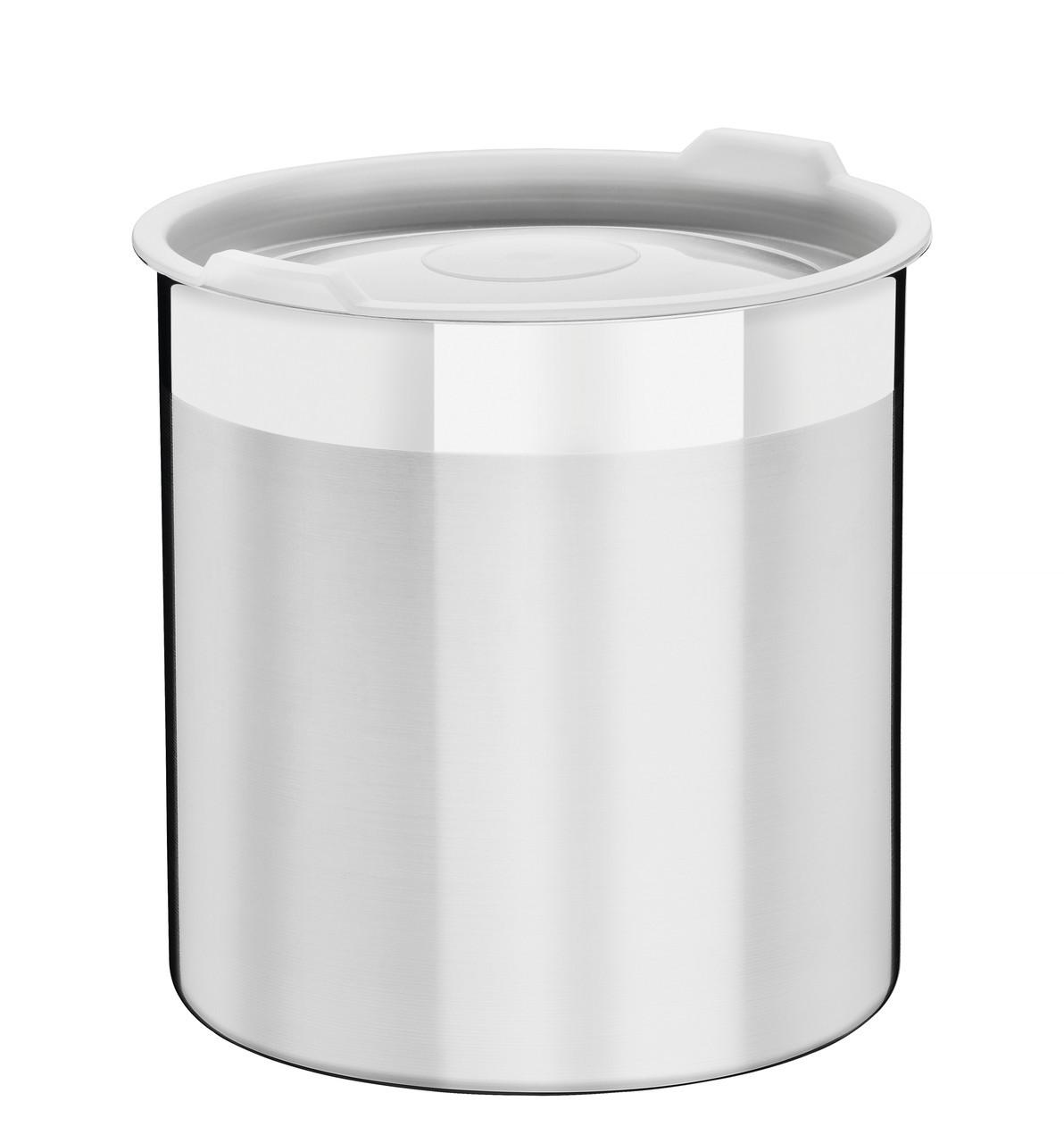 Емкость кухонная с крышкой стальная 16см 3,2л 61227/160 Cucina Tramontina