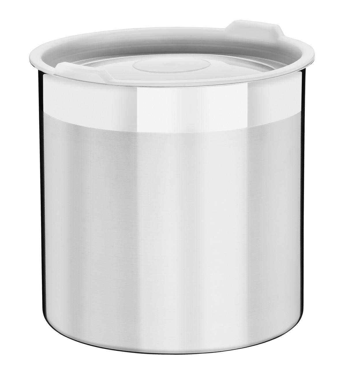 Емкость кухонная с крышкой стальная 18см 5,28л 61227/180 Cucina Tramontina