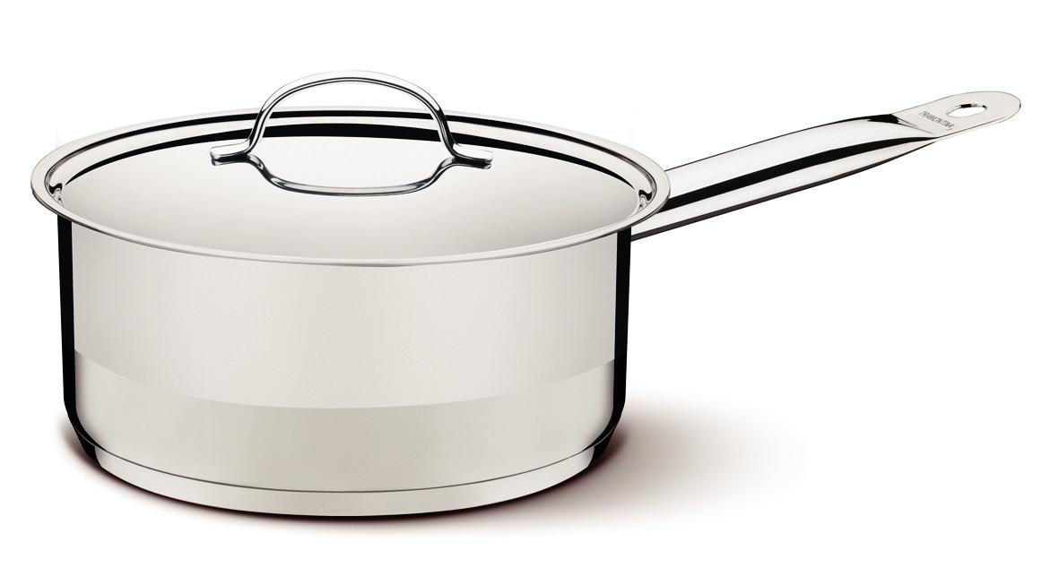 Соусник с крышкой стальной 16см 1,4л 62621/160 Professional Gourmet Tramontina