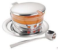 Набор для меда, варенья стальной 4 предмета 64280/500 Primavera Tramontina, фото 1
