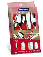 Набор столовых приборов 4 предмета 24 шт 66965/620 Continental Tramontina, фото 1