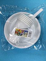 "Набор одноразовой посуды ""Застолье"" на 5 персон (Sherdin), фото 1"
