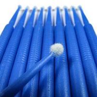 Микробраши ( щеточки) для коррекции нарощенных ресниц 100 шт, фото 2