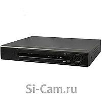 AHD SC-HVR 16H Гибридный 16-ти канальный видеорегистратор для 2Mpx камер