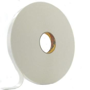 3М 9528 Монтажный двухсторонний скотч, белый 12мм*66м*0,8мм