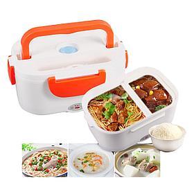 Контейнер для еды с подогревом Electric Lunch Box (ланч бокс)
