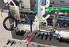 Фальце-склеивающая машина на 3-4 точки GALAXY-800LB, фото 5