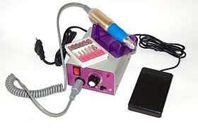 Аппарат (фрезер) для маникюра и педикюраLina 211  с насадками.(Lina MM-25000)