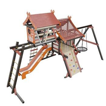 Детские игровые комплексы Самсон