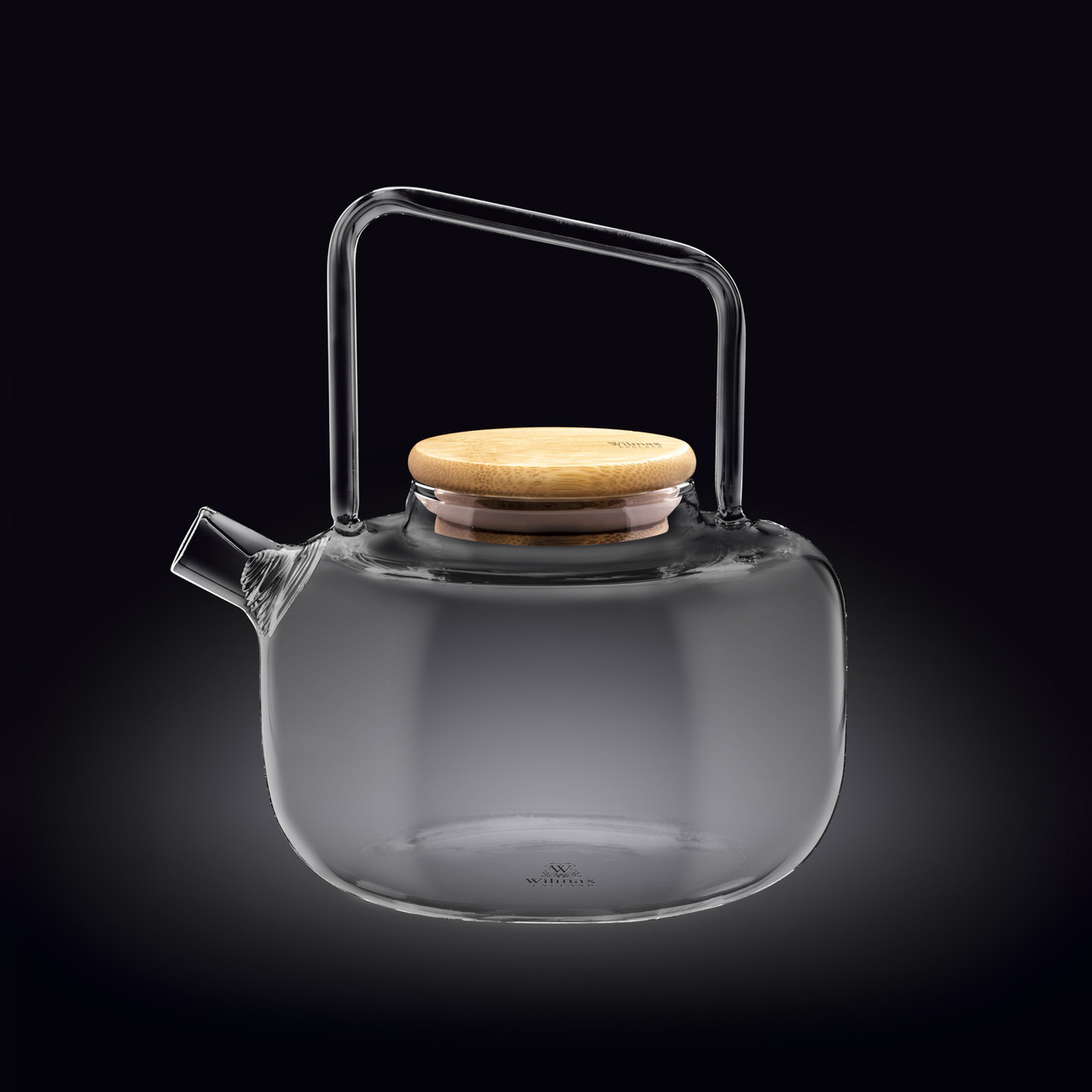 Заварочный чайник с фильтром Wilmax Thermo 1000мл
