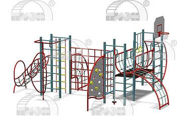 Оборудование для детских площадок Пион