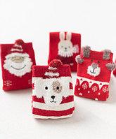 ДЕТСКИЕ новогодние носки - набор из 2-х пар