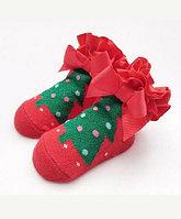 МАЛЫШКОВЫЕ новогодние носки
