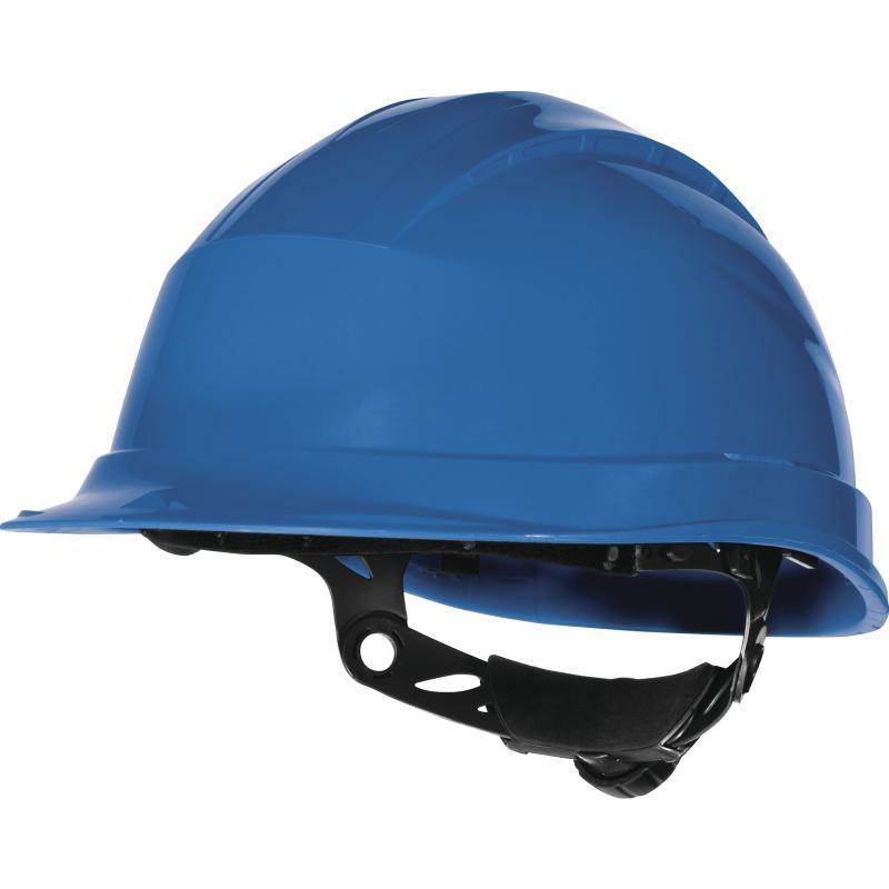 Каска защитная QUARTZ UP III синяя в Алматы