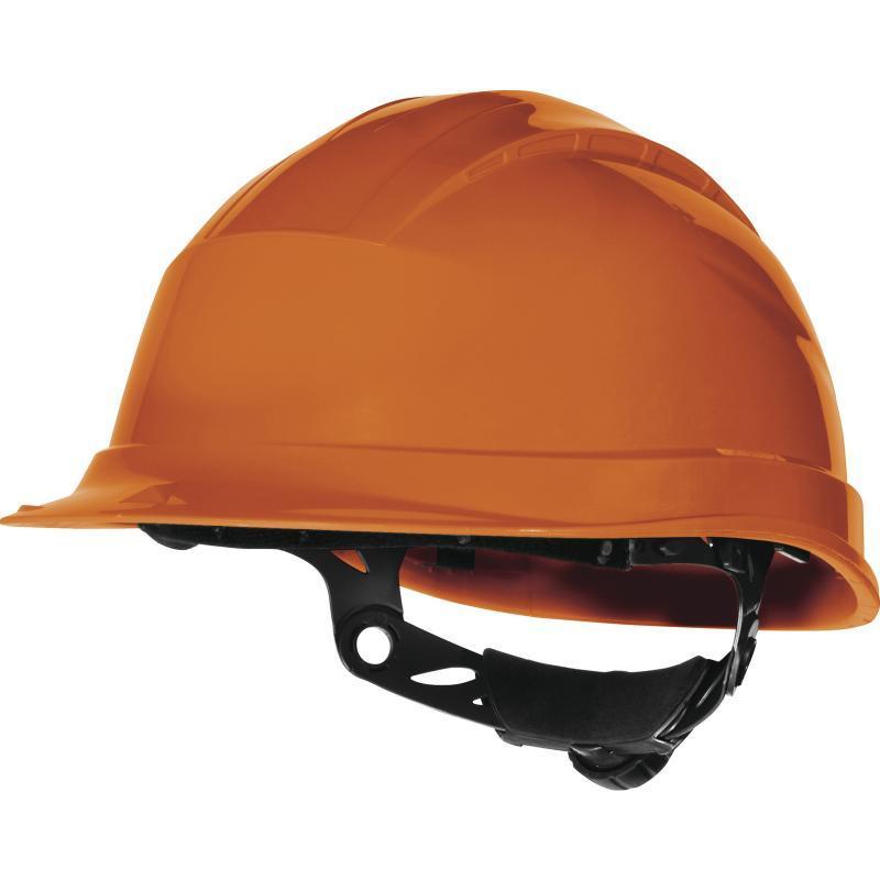 Каска защитная QUARTZ UP III оранжевая в Алматы