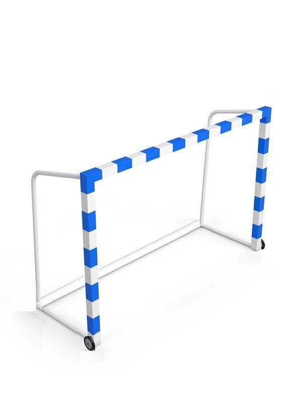 Ворота минифутбольные передвижные с противовесом