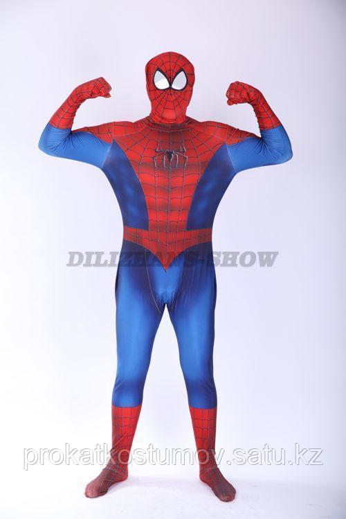"""Аренда костюма """"Человек-паук"""""""