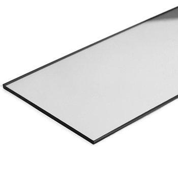 Серебрянный зеркальный листовой акрил (2мм) 1,22мХ1,83м