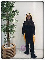 Пижама кигуруми енот