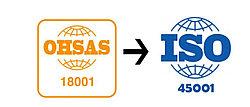 Переход на новую версию стандарта СТ РК ISO 45001-2019