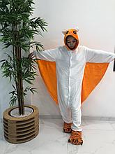 Пижама кигуруми белка летяга