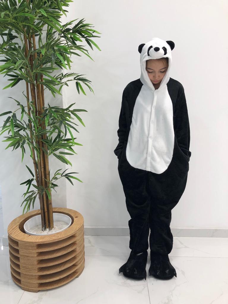 Пижама кигуруми панда