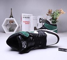 Зимние кроссовки  Nike Air Jordan 1 Retro с мехом  (40-44 ), фото 3