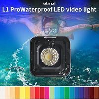 Воданепраницаемый светодиодный фонарь Ulanzi L1 Pro