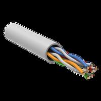 ITK BC1-C5E04-128-100-G кабель витая пара U/UTP кат.5E 24AWG, 4 пары LSZH INDOOR белый (100 м)