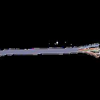 ITK LC1-C5E04-126 кабель витая пара U/UTP кат.5E 4х2х24AWG solid LSZH нг(А)-HF фиолетовый (305 м)