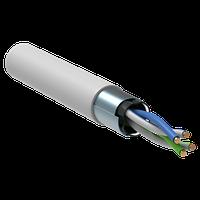 ITK BC1-C5E04-311-305-G кабель витая пара F/UTP кат.5E 100 МГц 4 пары PVC INDOOR серый (305 м)