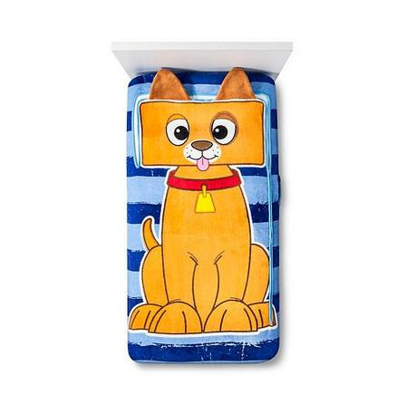 Постельное белье-мешок на молнии Zippy Sack Dog, фото 2