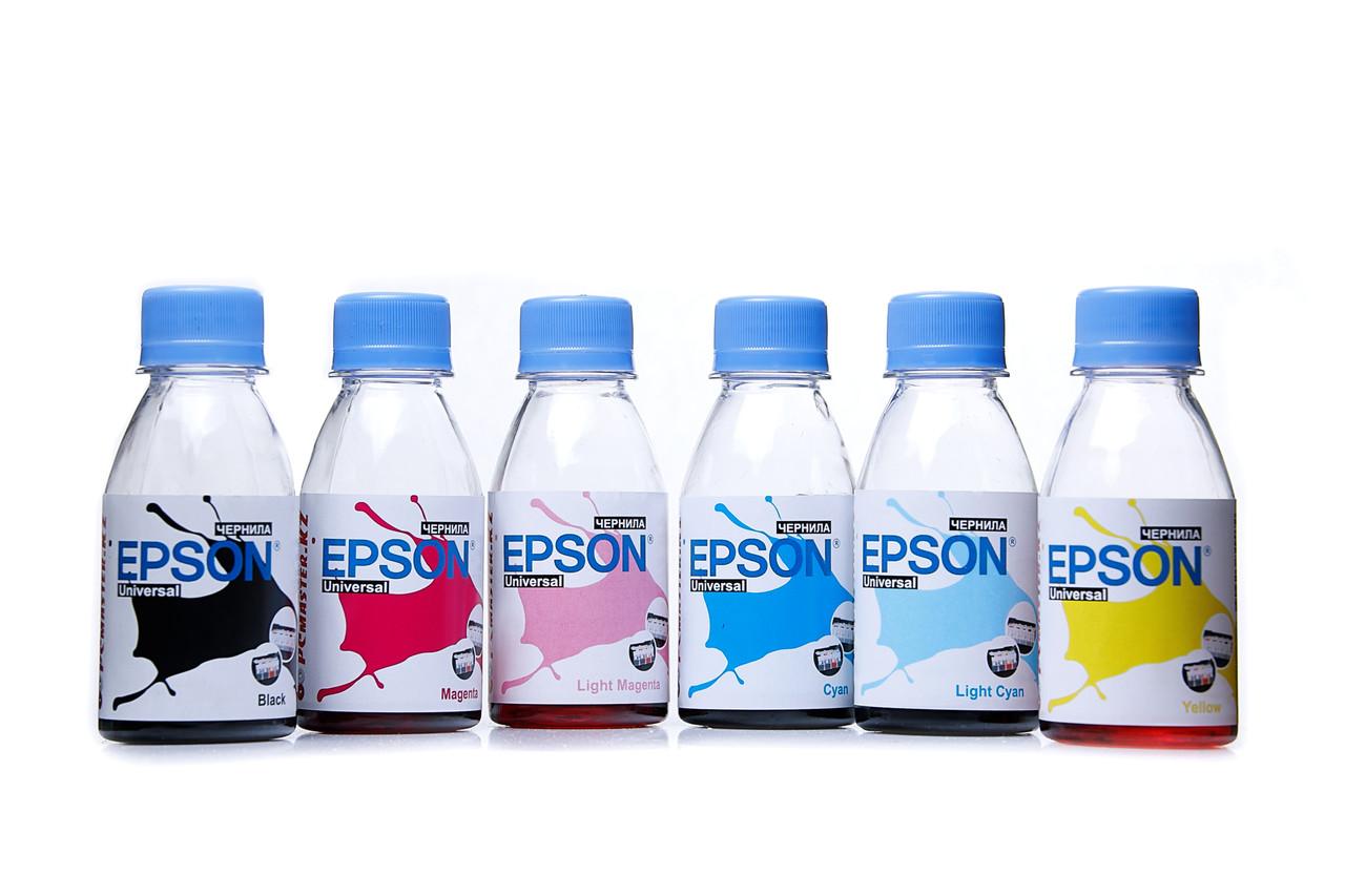 Чернила для принтеров Epson