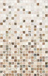 Керамическая плитка PiezaROSA НЕО коричневая/средняя122862 (25*40)
