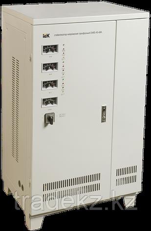 Стабилизатор напряжения трехфазный СНИ3-60 кВА IEK IVS10-3-60000, фото 2