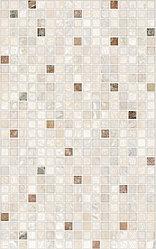 Керамическая плитка PiezaROSA НЕО коричневая/светл122861 (25*40)