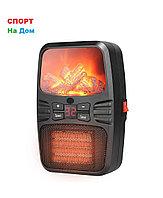 Портативный обогреватель Flame Heater с камином