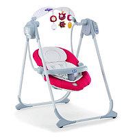 Кресло-качалка Chicco Polly Swing Up Paprika крас.