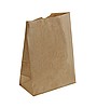 Крафт пакет с прямым дном 220х120х290мм