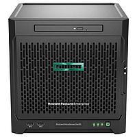 Сервер HPE873830-421 Micro Gen10, 1x AMD X3216 2C 1.6-3.0GHz, 1x8Gb-U, SATA ZM (RAID 0,1,10) noHDD (4 LFF 3.5, фото 1