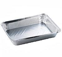 Алюминиевый контейнер 865мл,  217х112х5мм