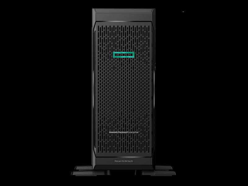 Сервер HPE P11050-421 ProLiant ML350 Gen10 4208 2.1GHz 8-core 1P 16GB-R E208i-a 4LFF 1x500W RPS Server