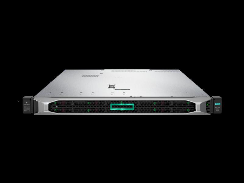 Сервер P03630-B21 HPE ProLiant DL360 Gen10 4208 2.1GHz 8-core 1P 16GB-R P408i-a 8SFF 500W PS Server